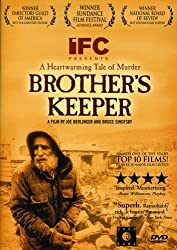 Brother's Keeper on DVD