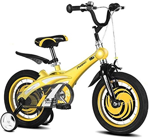 Learn More About HWZQHJY Kids Bike for Boys and Girls, 12 14 16 Inch Magnesium Bicycle (Size : 16)