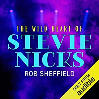 The Wild Heart of Stevie Nicks audiobook cover art