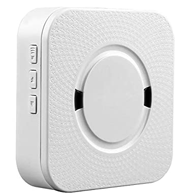 AKASO Wireless Doorbell Chime, Indoor Ch Video 5-Level Adjustable Volume with 55 Tune 5