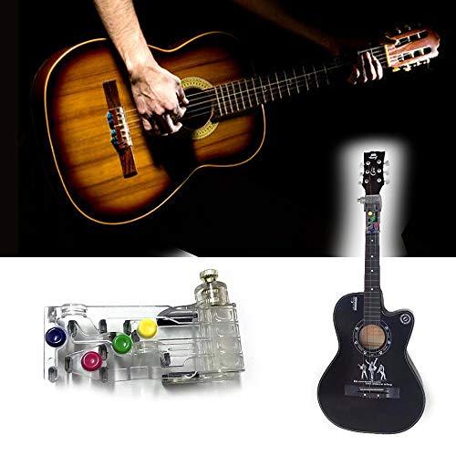 BLMY Gitaar helpt gitaar onderwijs hulp klassieke akkoord Buddy gitaar leren systeem onderwijs hulp assistent voor het spelen akkoord