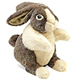 Folkmanis Dutch Rabbit Hand Puppet, Multi, 1 EA