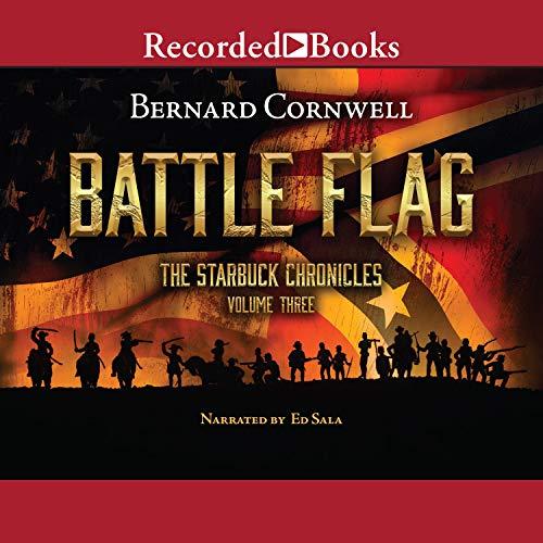 Battle Flag: Second Manassas, 1862 Audiobook By Bernard Cornwell cover art