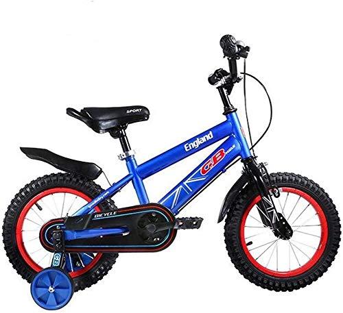 GQQ Variable Geschwindigkeit Fahrrad Kinderfahrrad Jungen und Mädchen 36 Jahre Kinderwagen 12/14/16 Zoll Baby Fahrrad Mountainbike 16 Zoll 16 Zoll