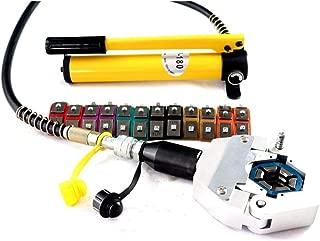 MXBAOHENG Handheld Hydraulic Hose Crimping Tool SD-7842B Repair Tools Hose Crimper Machine