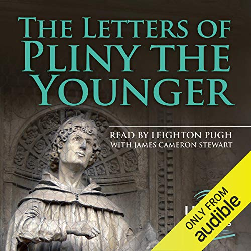 Couverture de The Letters of Pliny the Younger