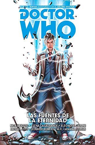 Doctor Who: las fuentes de la eternidad