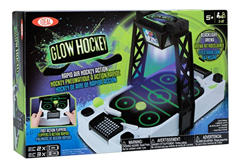 Ideal Glow Hockey Air Hockey Table