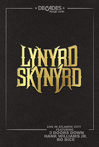 Lynyrd Skynyrd - Live in Atlantic City [Reino Unido]