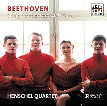 Beethoven: String Quartets Nos. 6 & 12