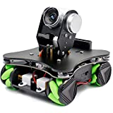 Yahboom Coding Mecanum Wheel Smart Robot Kit Whit FPV Camera, DIY Omnidirectional Toys Car for UNO...