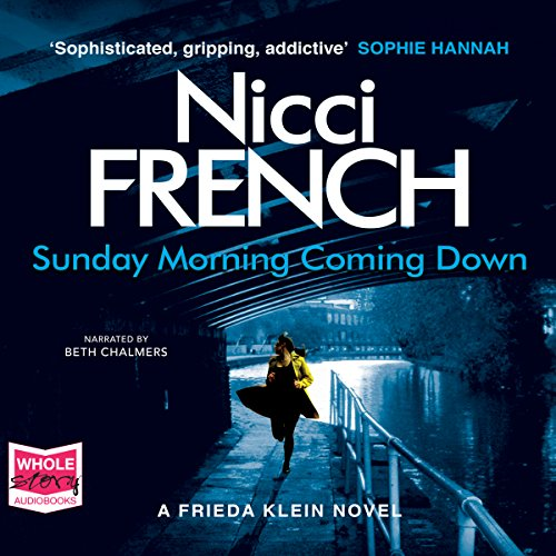Sunday Morning Coming Down audiobook cover art