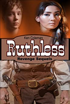 Book cover image for Ruthless (The revenge sequels)