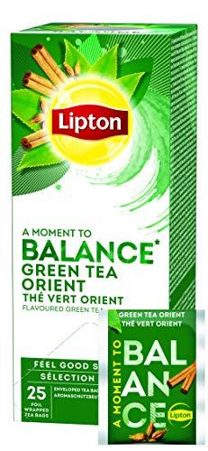 Lipton Grüner Tee Orient, 6er Pack (6 x 32,5 g)