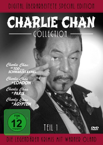 Charlie Chan Collection - Teil 1 [Special Edition] [4 DVDs]
