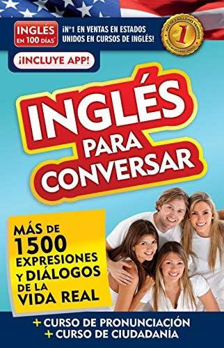 Ingl s en 100 d as Ingl s para conversar English in 100 Days Conversational English Spanish product image