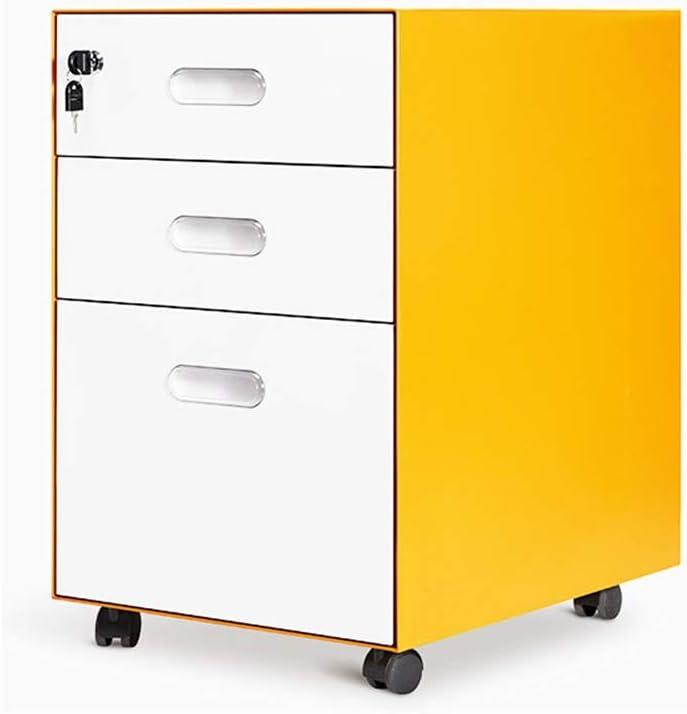 Milwaukee Mall Steel File Cabinet 3 Drawer with Sale Under Desk Lock Mobile Pedestal