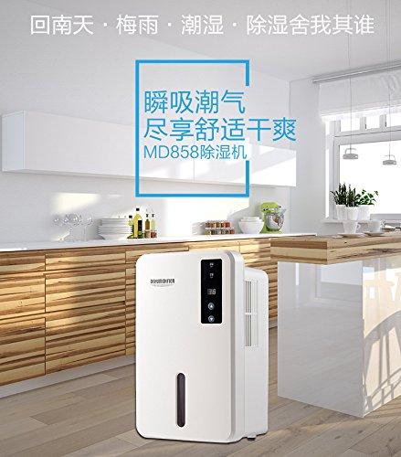 Find Discount YARUIFANSEN Home Dehumidifier Wardrobe Dehumidifier Smart Mini Dehumidifier Basement D...