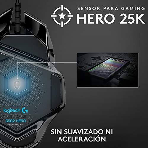 Logitech G502 Hero