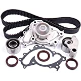 ECCPP Timing Belt Water Pump Kit Fit for 2002-2003 for Lexus ES300 2004-2006 for Lexus ES330 2001-2006 for Toyota Camry 2001-2010 for Toyota Highlander 2004-2006 for Toyota Sienna