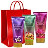 Lotion Gift Set   Pack of 3   Blackberry & Lilac Scented, Pear &...