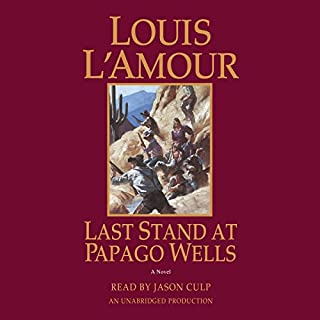 Last Stand at Papago Wells cover art