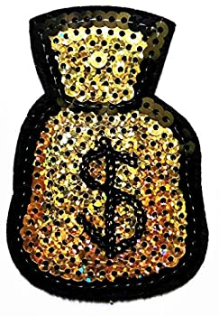 cartoon money bag