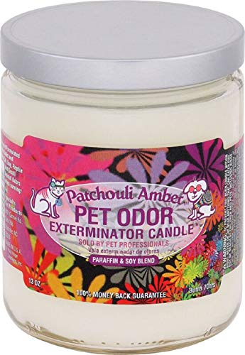 SPECIALTY PET PRODUCTS Amber Patchouli Pet Odor Exterminator