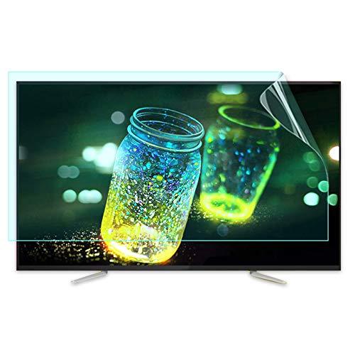SHUAIGE TV Pantalla Protector Anti-reflexión/Anti-Blue Light Filter Relieve Monitor De Ojos Anti Glare LCD Led HDTV Blue Light Scratch Estático(Size:48Inch)