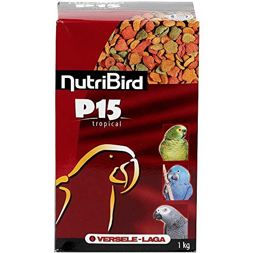 Versele-laga A-16965 Nutribird P15 Tropical - 1 Kg