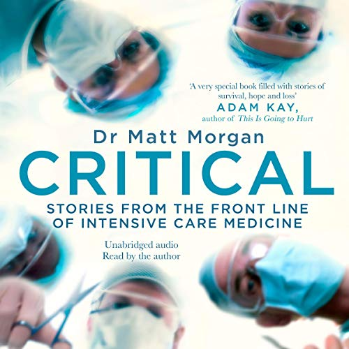 Critical cover art