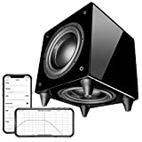 "Best OSD Audio Home Theater Subwoofers - OSD Nero Dual 8"" Powered Subwoofer with DSP Review"