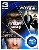 Rise of the Planet of the Apes [3Blu-Ray] [Region B] (IMPORT) (No hay versión española)
