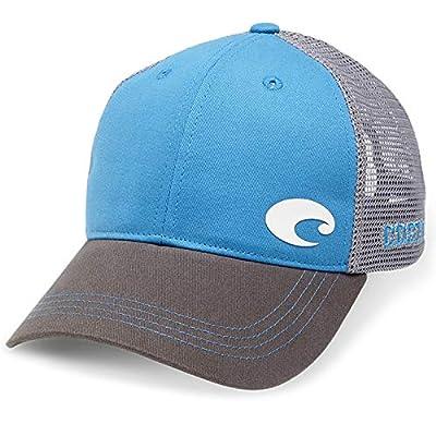 Costa Offset Logo Trucker Hat