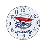 By SIGRIS Reloj Pared 42Cm. Adorno Pared Relojes Colección Surf Signes Grimalt Decor And Go