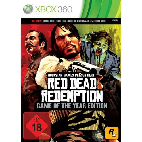 Red Dead Redemption - Game of the Year Edition [Edizione: Germania]
