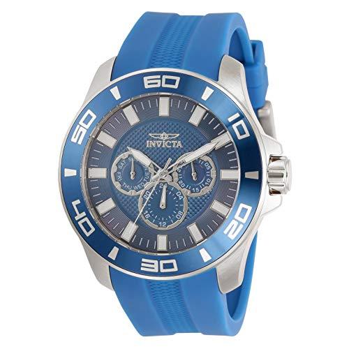 Pro Diver Quartz Blue Dial Men's Watch - Invicta 30954