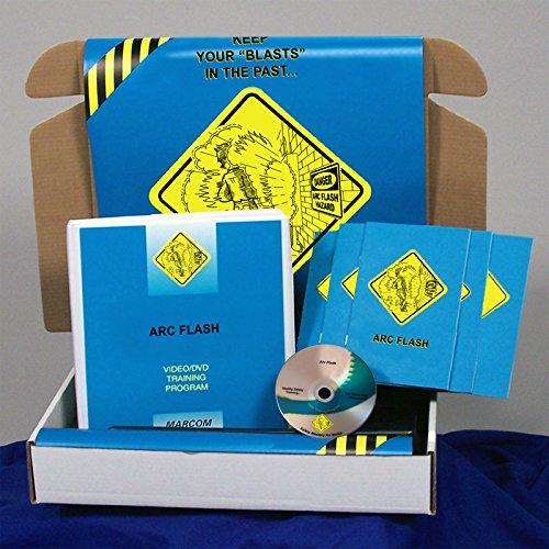 MARCOM Arc Flash Safety Training Meeting Kit, English