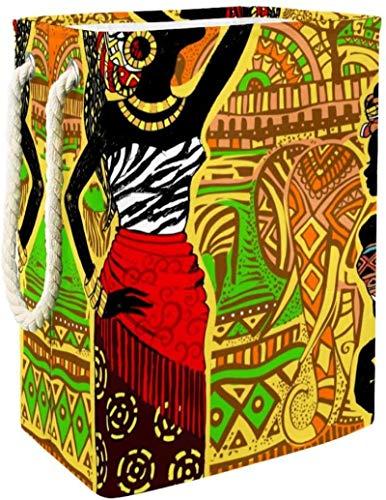 QYSZYG Frida Kahlo Blumen Exotische Porträt Wäschekorb Wasserdicht schmutziger Kleidung Wäschekorb zusammenklappbaren Wäschekorb, Multi03 Ablagekorb (Color : Multi02)