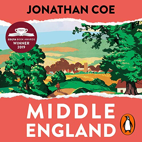 Middle England audiobook cover art