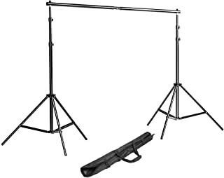 Neewer® Background Stand Backdrop Support System Kit 7 Feet/200CM by 7 Feet/200 cm Wide with Portable Carrying Bag for Vid...