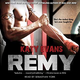 Remy                   Written by:                                                                                                                                 Katy Evans                               Narrated by:                                                                                                                                 Sebastian York                      Length: 8 hrs and 1 min     Not rated yet     Overall 0.0
