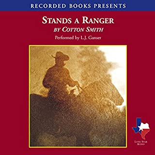 Stands a Ranger audiobook cover art