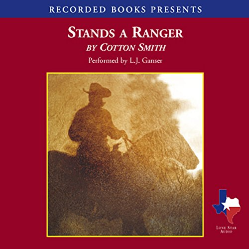 Stands a Ranger audiobook cover art