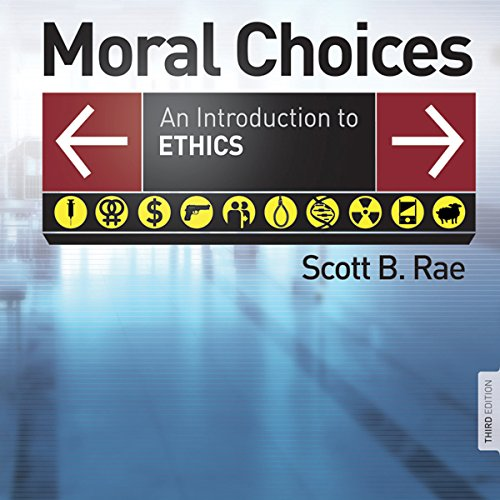 Moral Choices audiobook cover art