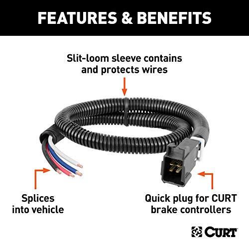 Curt Manufacturing 51437 Brake Control