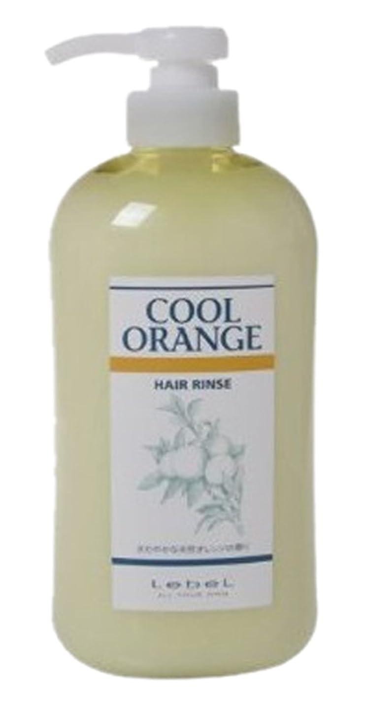 飲料声を出してインレイルベル クールオレンジヘアリンス 600ml