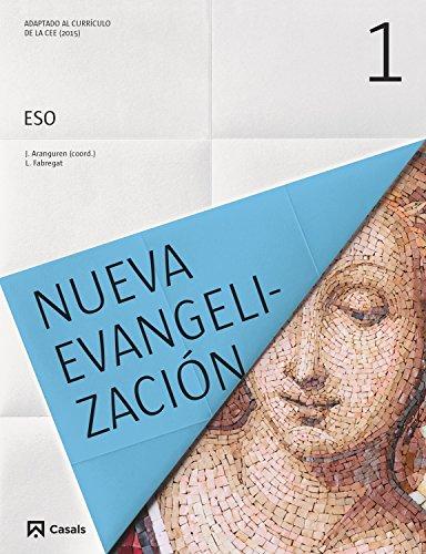 Nueva Evangelización 1 ESO (2015) - 9788421860380