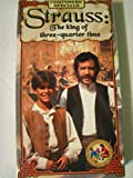 Composer's Specials: Strauss - The King of Three-Quarter Time [VHS]