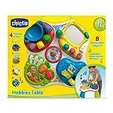 Chicco–7653000030–Tisch Hobbies Zweisprachige